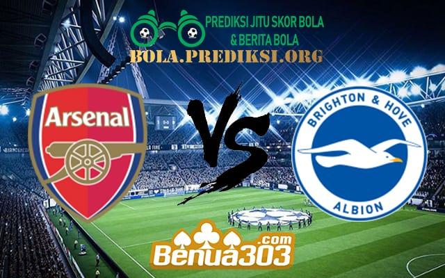 Prediksi Skor Arsenal Vs Brighton & Hove Albion 5 Mei 2019