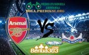 Prediksi Skor Arsenal Vs Crystal Palace 21 April 2019
