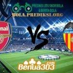 Prediksi Skor Arsenal Vs Valencia 3 Mei 2019