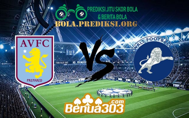 Prediksi Skor Aston Villa Vs Millwall 22 April 2019