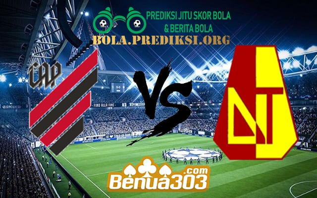 Prediksi Skor Athletico Paranaense Vs Deportes Tolima 10 April 2019