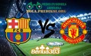 Prediksi Skor Barcelona Vs Manchester United 17 April 2019