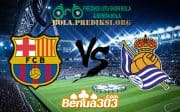 Prediksi Skor Barcelona Vs Real Sociedad 21 April 2019