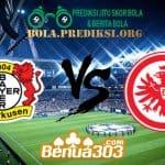 Prediksi Skor Bayer Leverkusen Vs Eintracht Frankfurt 5 Mei 2019