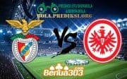 Prediksi Skor Benfica Vs Eintracht Frankfurt 12 April 2019