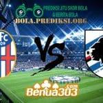 Prediksi Skor Bologna Vs Sampdoria 20 April 2019