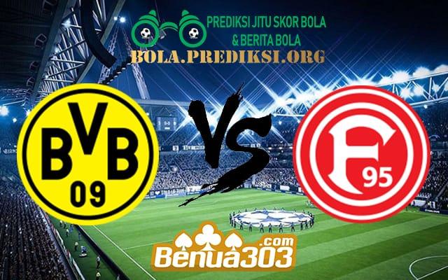 Prediksi Skor Borussia Dortmund Vs Fortuna Dusseldorf 11 Mei 2019