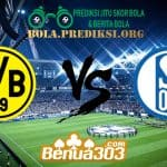 Prediksi Skor Borussia Dortmund Vs Schalke 04 27 April 2019