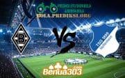 Prediksi Skor Borussia M'gladbach Vs Hoffenheim 4 Mei 2019