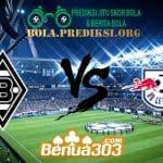 Prediksi Skor Borussia M'Gladbach Vs RB Leipzig 20 April 2019