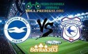 Prediksi Skor Brighton & Hove Albion Vs Cardiff City 17 April 2019