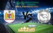 Prediksi Skor Bristol City Vs Derby County 27 April 2019