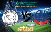 Prediksi Skor Derby County Vs Bolton Wanderers 13 April 2019