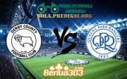 Prediksi Skor Derby County Vs Queens Park Ranger 22 April 2019