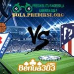 Prediksi Skor Eibar Vs Atletico Madrid 20 April 2019