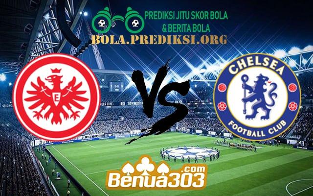 Prediksi Skor Eintracht Frankfurt Vs Chelsea 3 Mei 2019