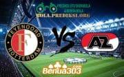 Prediksi Skor Feyenoord Vs AZ 21 April 2019