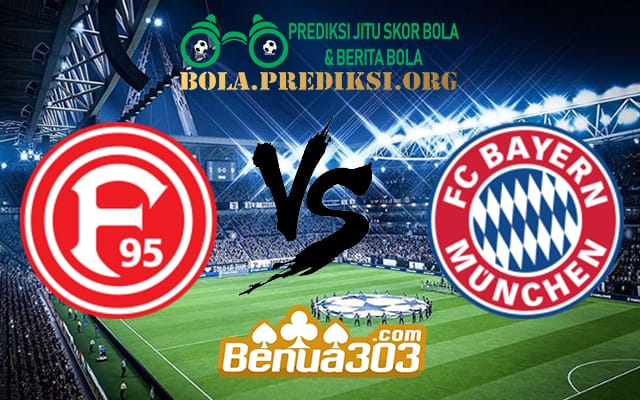 Prediksi Skor Fortuna Dusseldorf Vs Bayern Munchen 14 April 2019