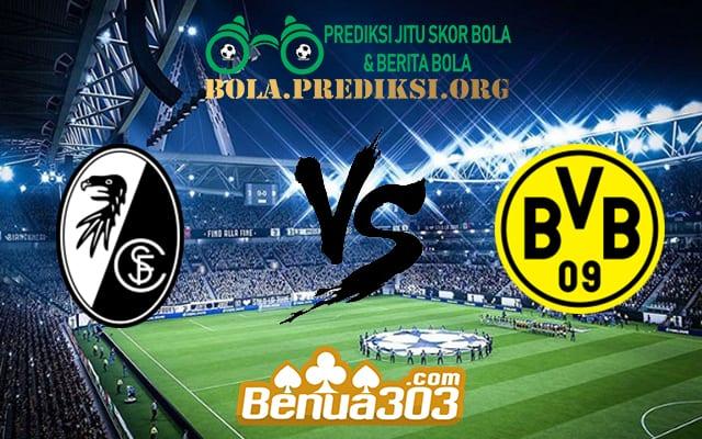 Prediksi Skor Freiburg Vs Borussia Dortmund 21 April 2019
