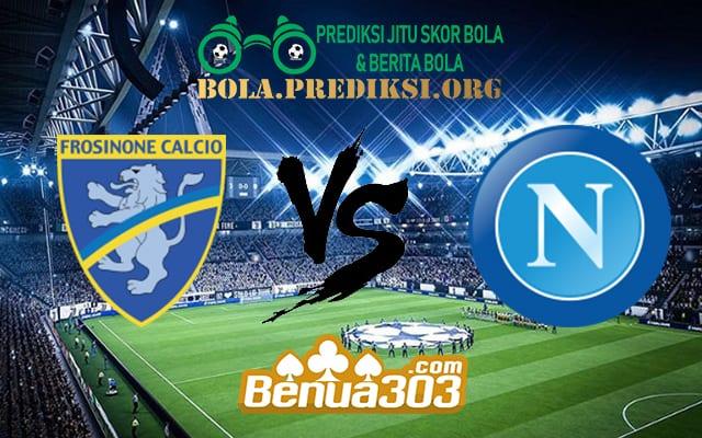 Prediksi Skor Frosinone Vs Napoli 28 April 2019
