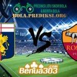 Prediksi Skor Genoa Vs Roma 5 Mei 2019