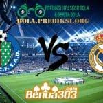 Prediksi Skor Getafe Vs Real Madrid 26 April 2019