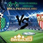 Prediksi Skor Getafe Vs Sevilla 21 April 2019