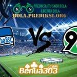 Prediksi Skor Hertha BSC Vs Hannover 96 21 April 2019