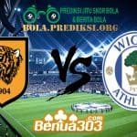 Prediksi Skor Hull City Vs Wigan Athletic 11 April 2019