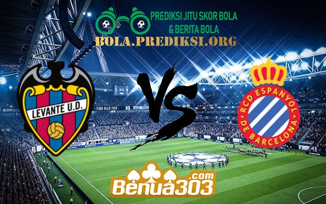 Prediksi Skor Levante Vs Espanyol 21 April 2019