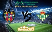 Prediksi Skor Levante Vs Real Betis 25 April 2019