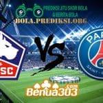 Prediksi Skor Lille Vs PSG 15 April 2019