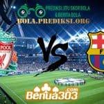 Prediksi Skor Liverpool Vs Barcelona 8 Mei 2019