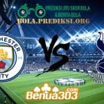 Prediksi Skor Manchester City Vs Tottenham Hotspur 18 April 2019