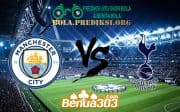 Prediksi Skor Manchester City Vs Tottenham Hotspur 18 April 2019