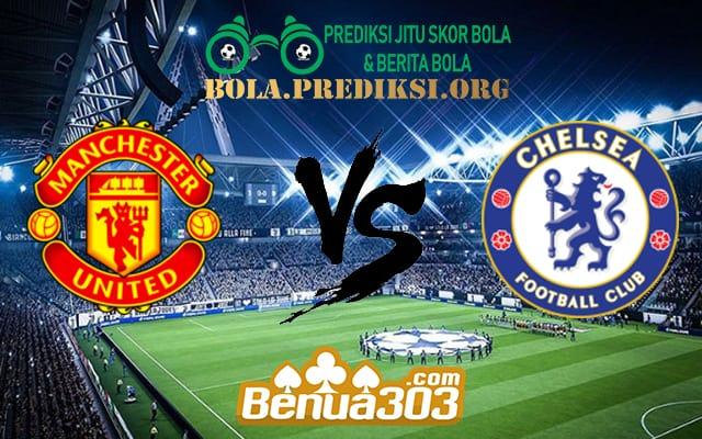 Prediksi Skor Manchester United Vs Chelsea 28 April 2019