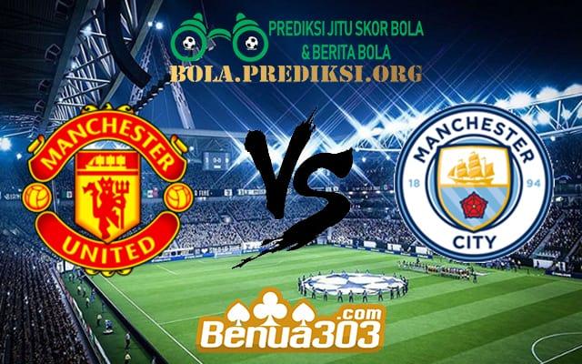 Prediksi Skor Manchester United Vs Manchester City 25 April 2019