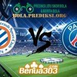Prediksi Skor Montpellier Vs PSG 1 May 2019