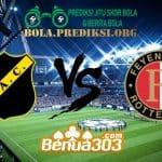 Prediksi Skor NAC Breda Vs Feyenoord 25 April 2019