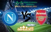 Prediksi Skor Napoli Vs Arsenal 19 April 2019