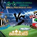 Prediksi Skor Newcastle United Vs Southampton 20 April 2019