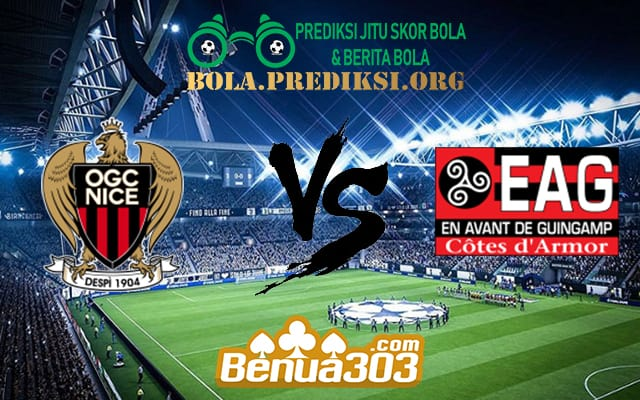Prediksi Skor Nice Vs Guingamp 28 April 2019