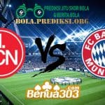 Prediksi Skor Norimberga Vs Bayern Munich 28 April 2019