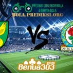 Prediksi Skor Norwich City Vs Blackburn Rovers 28 April 2019