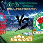 Prediksi Skor Nottingham Forest Vs Blackburn Rovers 13 April 2019