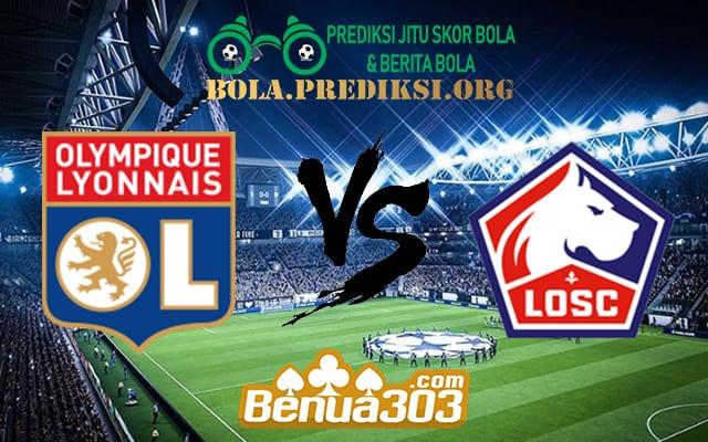 Prediksi Skor Olympique Lyonnais Vs Lille 6 Mei 2019