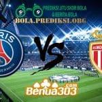 Prediksi Skor PSG Vs Monaco 22 April 2019