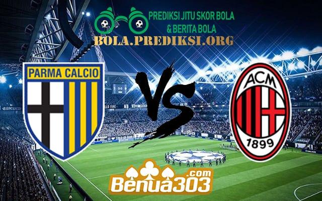 Prediksi Skor Parma Vs Milan 20 April 2019