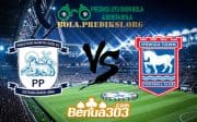 Prediksi Skor Preston North End Vs Ipswich Town 19 April 2019