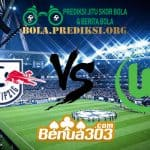 Prediksi Skor RB Leipzig Vs Wolfsburg 13 April 2019